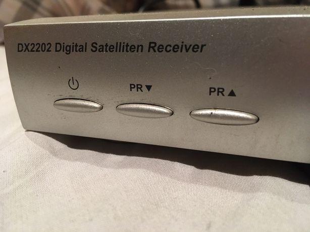 Tuner do odbioru tv satelitarnej
