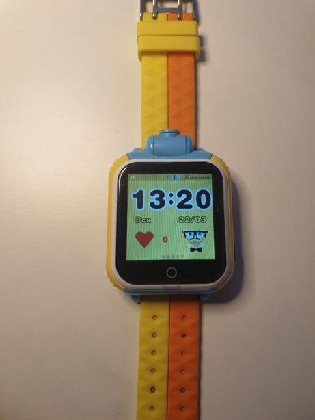 детские смарт часы GPS G75lca Q75
