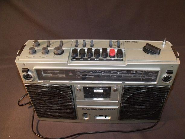 Radiomagnetofon Klaudia