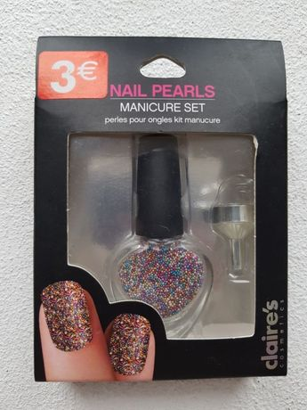 Nail Pearls - Manicure set
