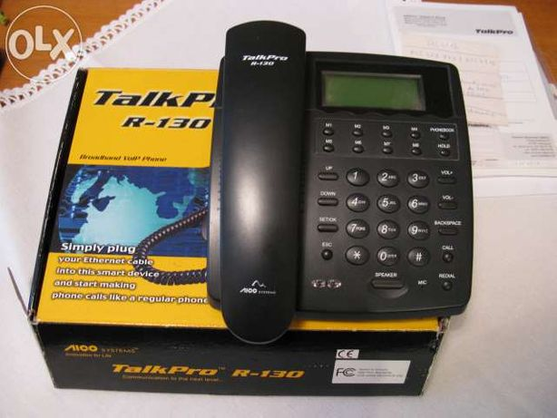 Telefon internetowy Talkpro R-130