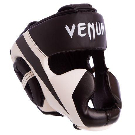 Шлем боксерский с полной защитой PU VENUM CHALLENGER
