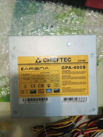 Блок питания Chieftec Arena GPA-400s