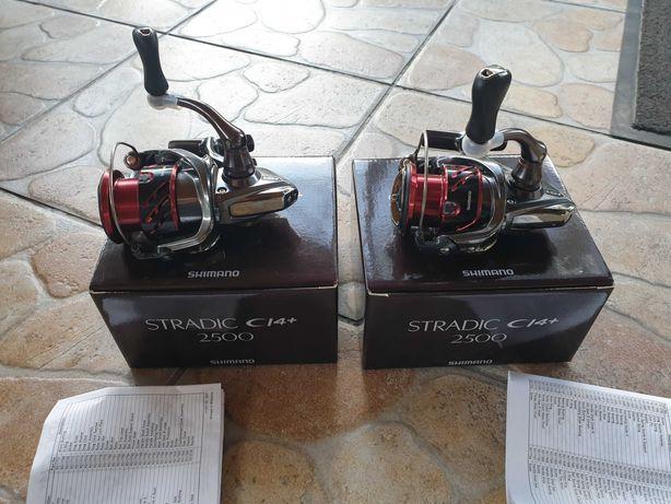 Shimano Stradic CI4+ 2500