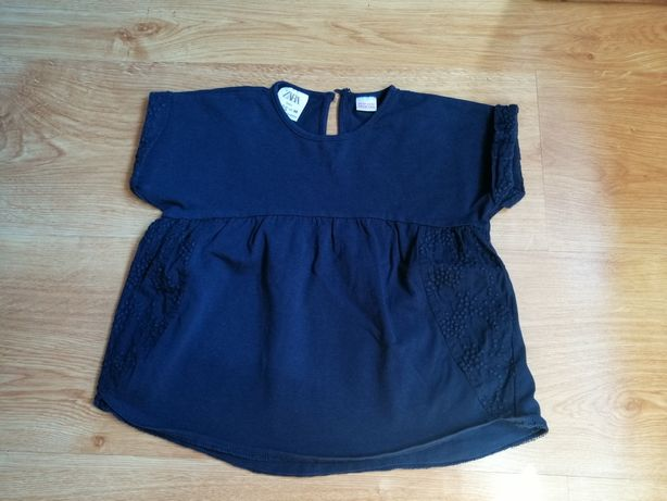 Bluzeczka/bluzka/koszulka/t-shirt r. 98 Zara