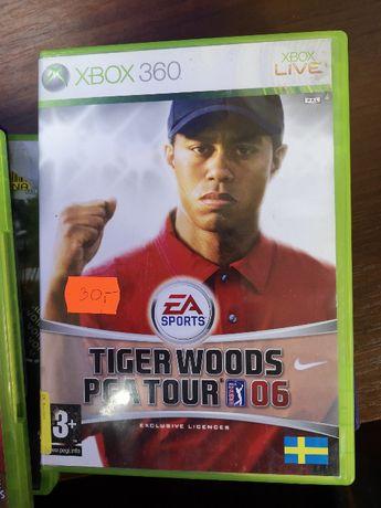 Gra na Xbox 360 Tiger Woods PGA tour 06 golf