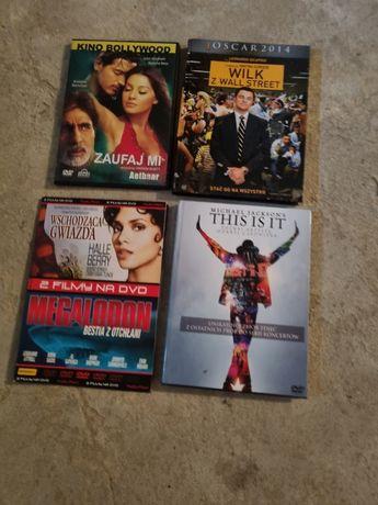 Filmy na płytach DVD