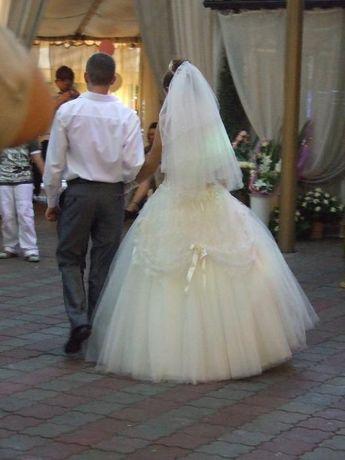 Пышное платье польского брэнда Slanovskiy
