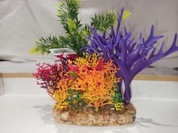 Декор украшение в аквариум
