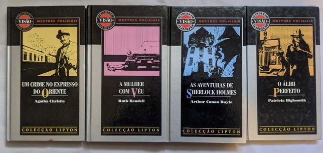 Colecção Lipton - Mestres Policiais