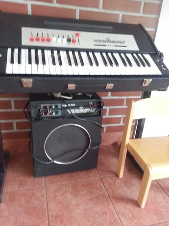 Organy klawisze keyboard Vermona