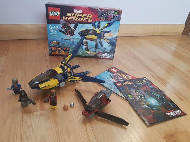 LEGO 76019 Marvel Super Heroes, Kosmiczny Starblaster