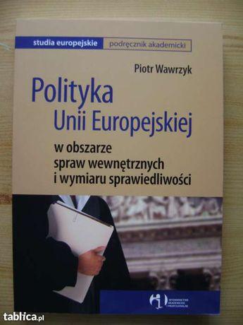 Podręcznik Polityka Unii Europejskiej