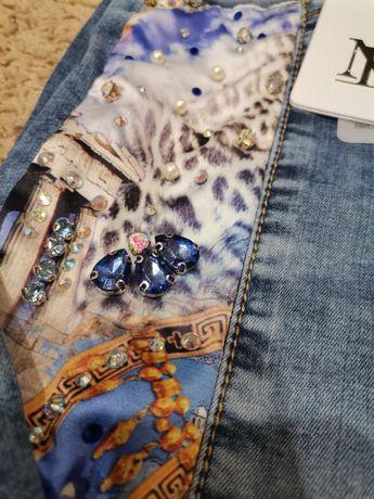 Piękne spodnie S