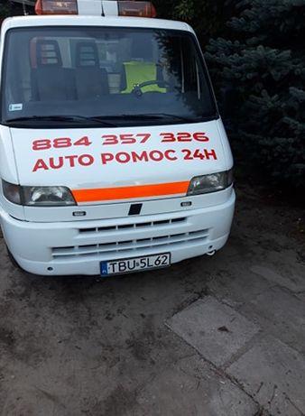 Auto Pomoc Laweta Holowanie 24/7 skup  aut
