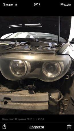 Фари BMW e 65