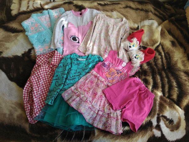 Пакет одежды для девочки 1,5-2,5лет