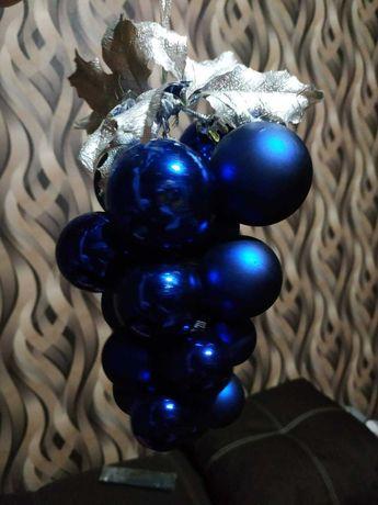 Новогодние украшение декор игрушки