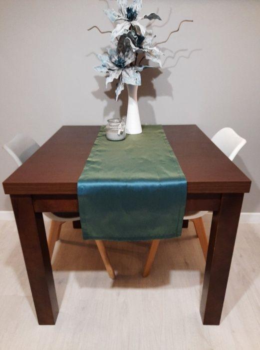 Stół rozkładany 90x90 + wkładki 2x po 50cm Pabianice - image 1