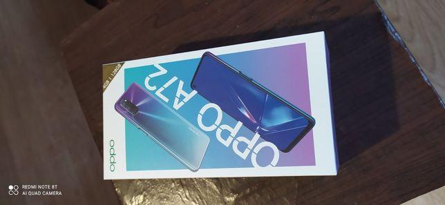 Oppo a 72 новий телефон