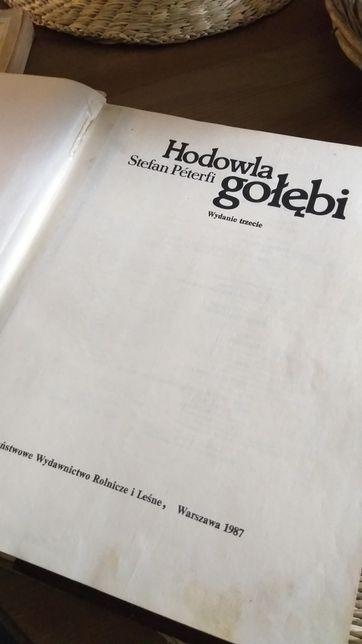 Hodowla gołębi leksykon książka 1987