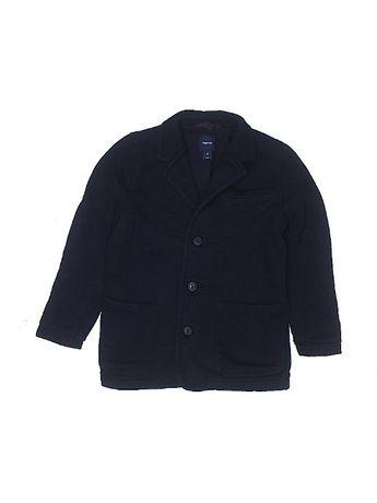 Фирменный трикотажный блейзер, пиджак GAP, р. 6-7 лет, большемерит