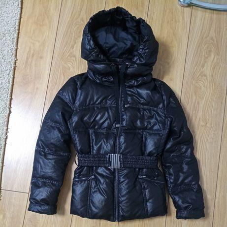 Куртка курточка пуховик  для подростка новая