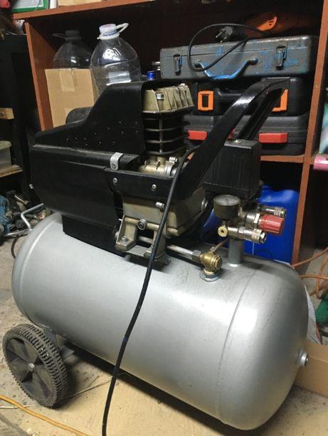 компресор повітряний Miol 50л