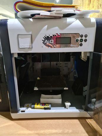 Vendo impressora 3d Marca DaVinci com scanner