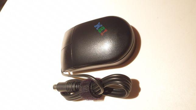 Oryginalna mysz kulkowa firmy IBM - wtyk PS/2 RETRO