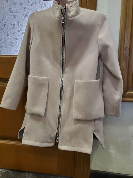 Підліткове кашемірове пальто