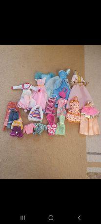 Roupa Barbie + mobiliário