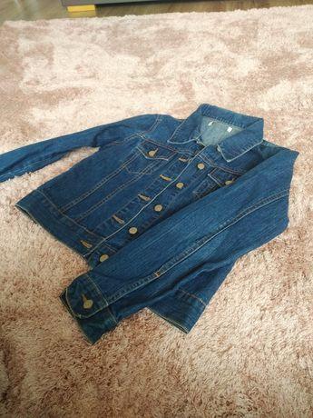 Katana jeansowa rozmiar 140