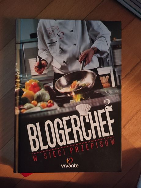 Książka kulinarna Blogerchef