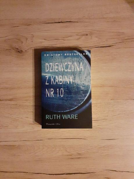 Dziewczyna z kabiny nr 10 - Ruth Ware