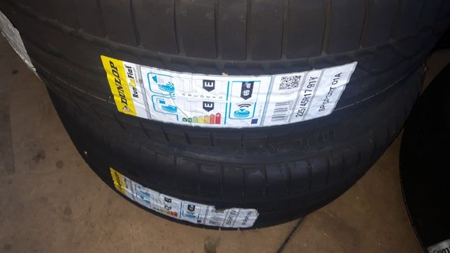 225/45R17 Dunlop RunFlat