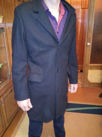 Пальто чоловіче класика