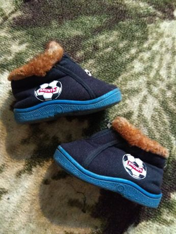 Ботинки демисезонные, ботиночки, деми, 12 см, 19 20 размер