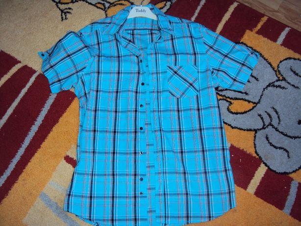Koszula męska m/l 38/40 Livergy jak nowa niebieska