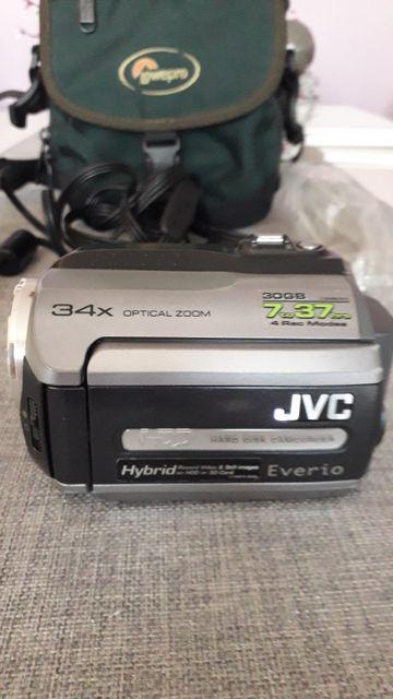 Kamera JVC GZ-MG130E