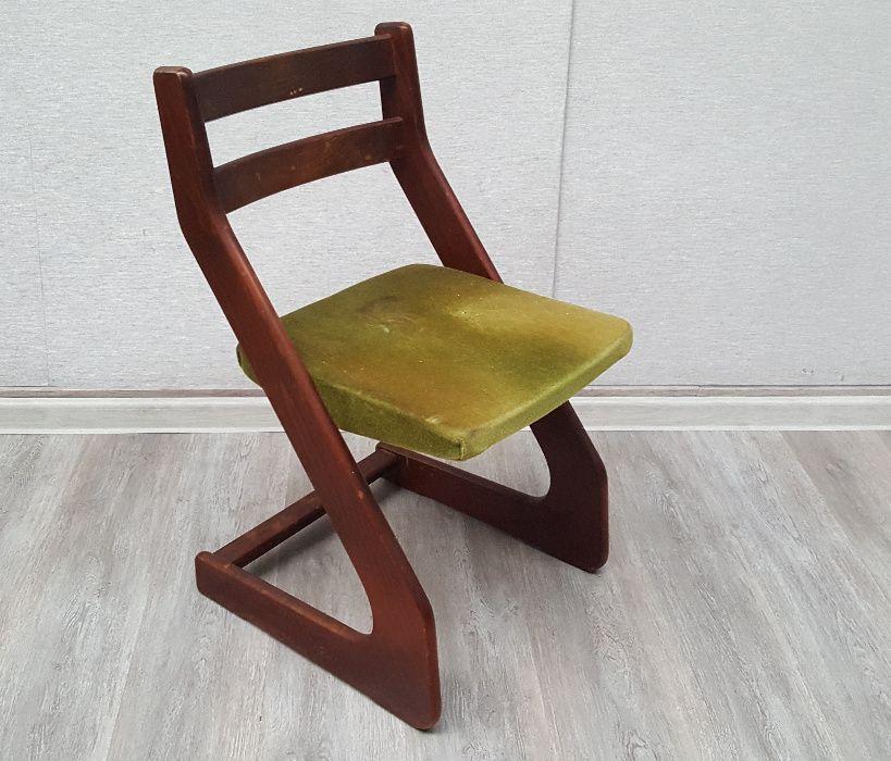 krzesło casala vintage retro orginalne stan orginalny Działoszyn - image 1