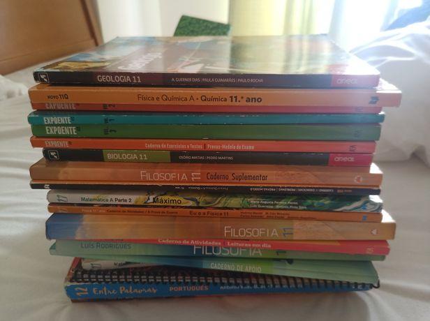 Livros secundário ciências e tecnologias