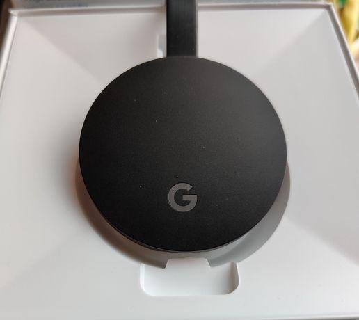 Google Chromecast Ultra 4K Gwarancja PL