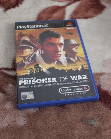 Gra do PS2 World War II Prison of War