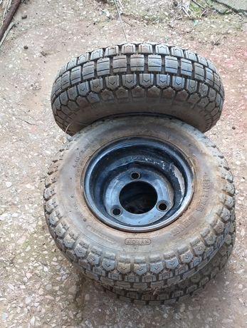 Rodas de pneu para diversas aplicações