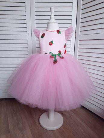 Платье сукня ромашки квітка цветок выпускной