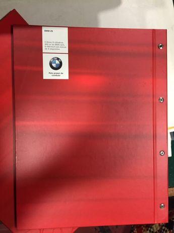 Catálogo BMW Z8 - colecção