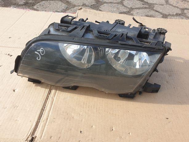 Lampa przód lewa BMW E46 Sedan Kombi BOSCH Kompletna