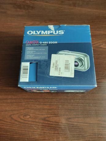Фотоаппарат Olympus C-480 Zoom.