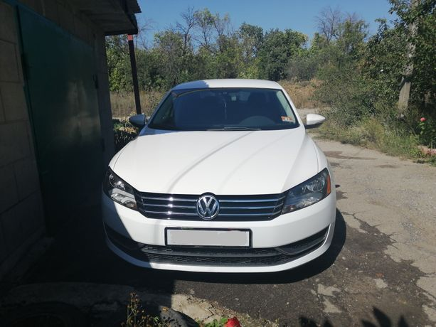 Продам VW Passat 2013